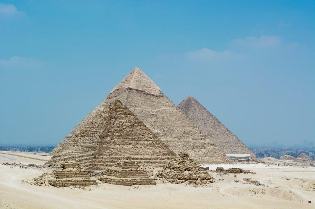 Honey in Pyramid
